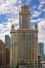 View of 35 East Wacker Chicago